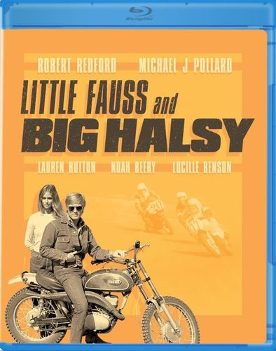 Little Fauss and Big Halsy [Blu-ray] [1970] 32048523