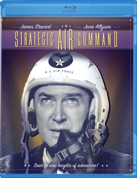 Strategic Air Command [Blu-ray] [1955] 32048623