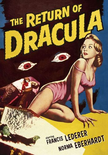 The Return of Dracula [DVD] [1958] 32048632