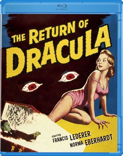 The Return of Dracula [Blu-ray] [1958] 32048641