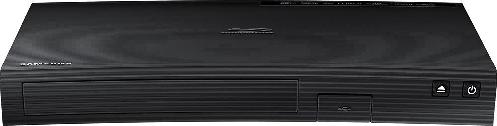 Samsung - BD-J5700/ZA - Streaming Wi-Fi Built-In Blu-ray Player - Black