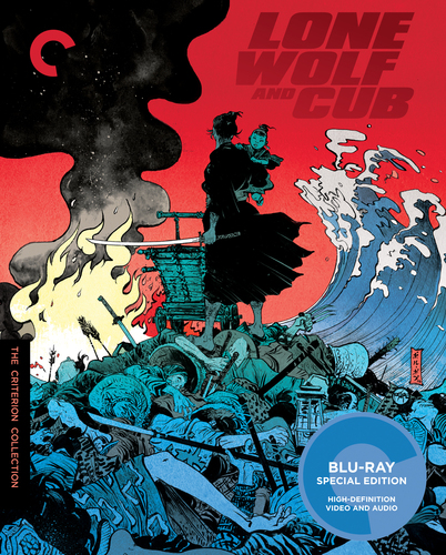 Lone Wolf and Cub [Criterion Collection] [Blu-ray] [3 Discs] 32050565
