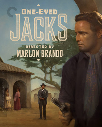 One-Eyed Jacks [Criterion Collection] [Blu-ray] [1961] 32050656