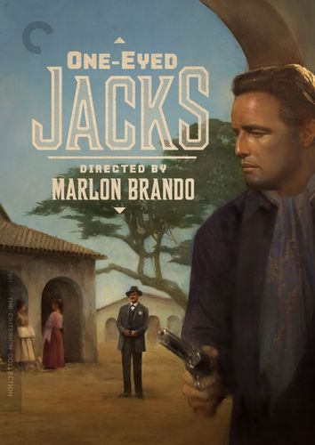 One-Eyed Jacks [Criterion Collection] [2 Discs] [DVD] [1961] 32050665