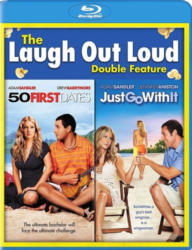 50 First Dates/Just Go With It [Blu-ray] [2 Discs] 32060142