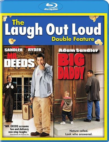Big Daddy/Mr. Deeds [Blu-ray] [2 Discs] 32060179