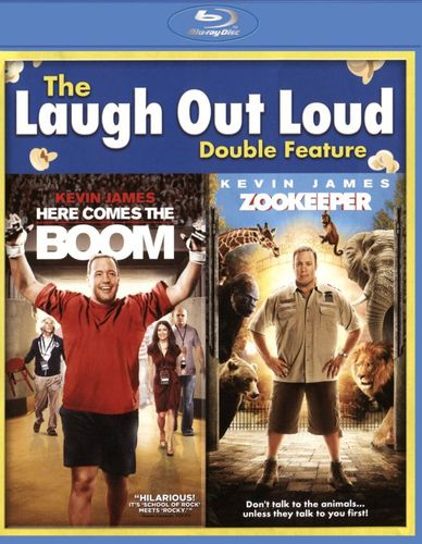 Here Comes the Boom/Zookeeper [Blu-ray] [2 Discs] 32060188