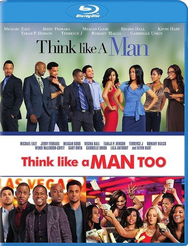Think Like a Man/Think Like a Man Too [Blu-ray] [2 Discs] 32060197