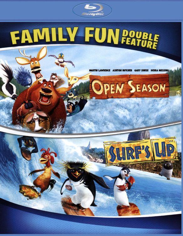 Surf's Up/Open Season [Blu-ray] [2 Discs] 32060211