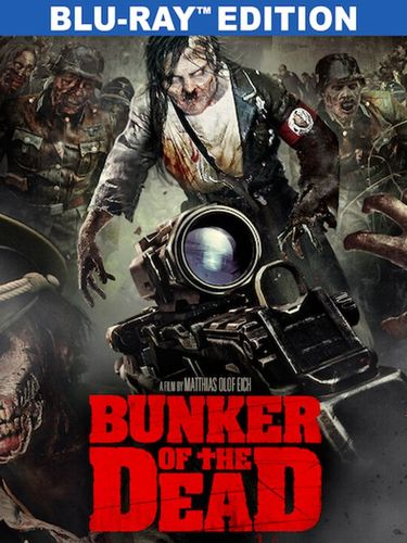 Bunker of the Dead [Blu-ray] [2015] 32077813