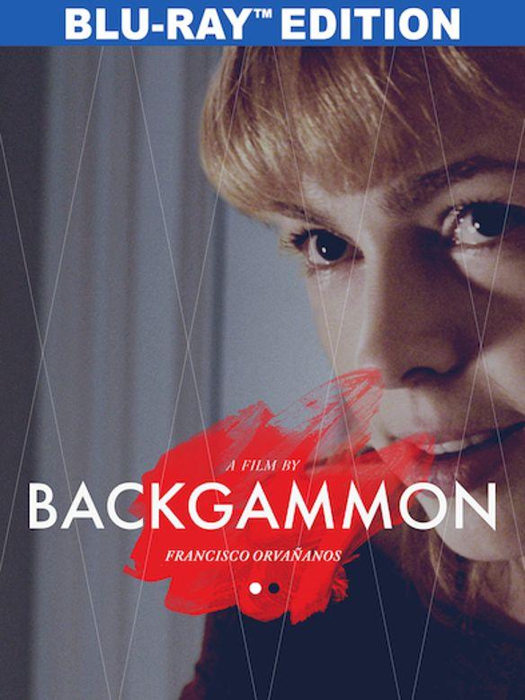 Backgammon [Blu-ray] [2015] 32077831