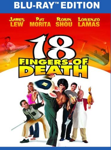18 Fingers of Death! [Blu-ray] [2004] 32078126