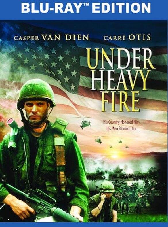 Under Heavy Fire [Blu-ray] [2001] 32079766