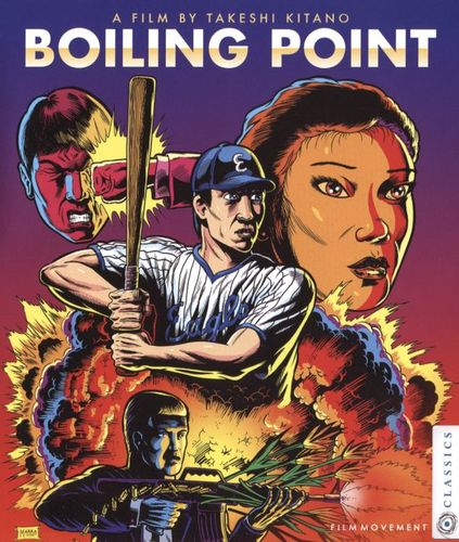 Boiling Point [Blu-ray] [1991] 32081982