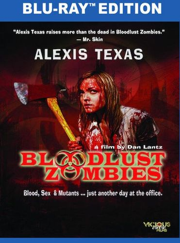Bloodlust Zombies [Blu-ray] [2011] 32082727