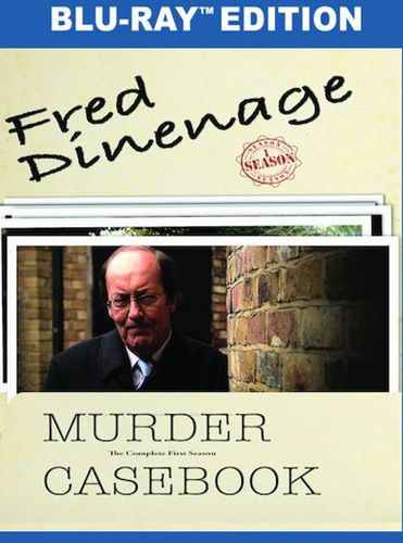 Fred Dinenage Murder Casebook: The Complete First Season [Blu-ray] 32082763