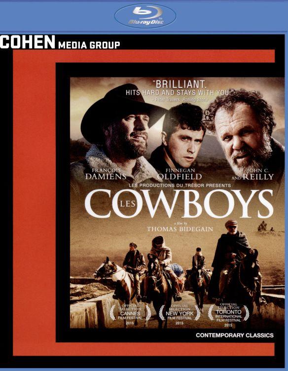 Les Cowboys [Blu-ray] [2015] 32083098
