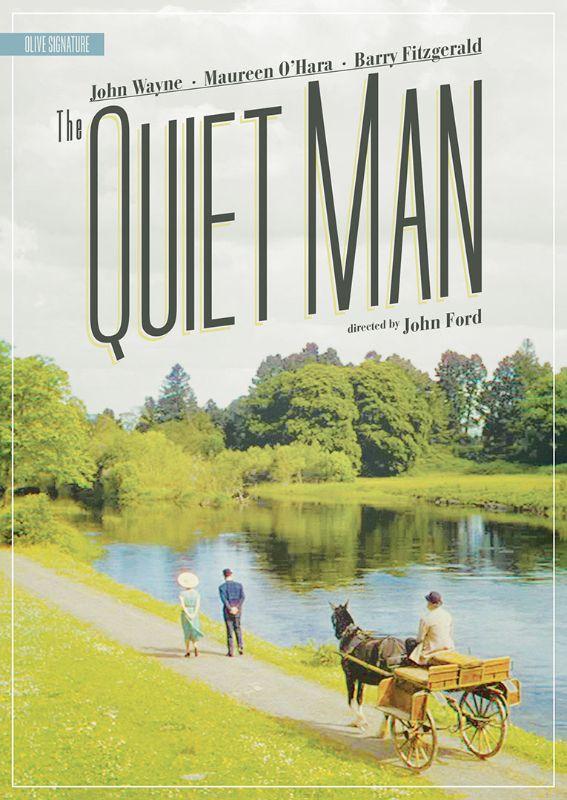The Quiet Man [Olive Signature] [DVD] [1952] 32084825