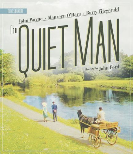 The Quiet Man [Olive Signature] [Blu-ray] [1952] 32084834