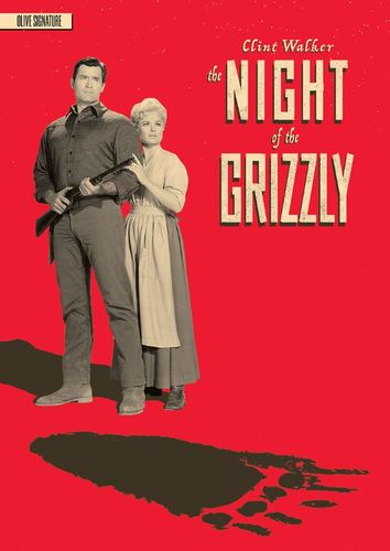 The Night of the Grizzly [Olive Signature] [DVD] [1966] 32084843