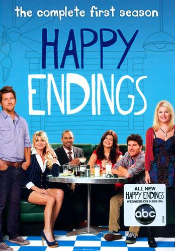 Happy Endings: The Complete First Season [2 Discs] [DVD] 3208948