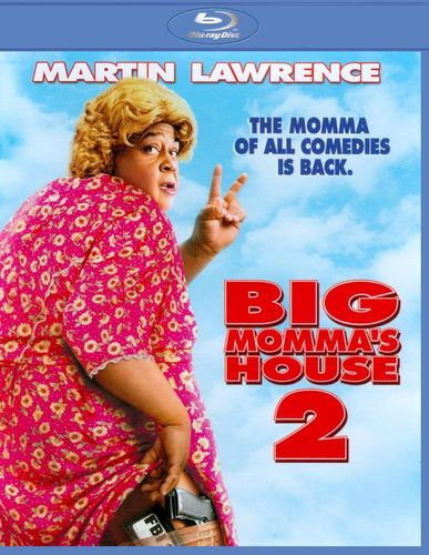 Big Momma's House 2 [Blu-ray] [2006] 3209125