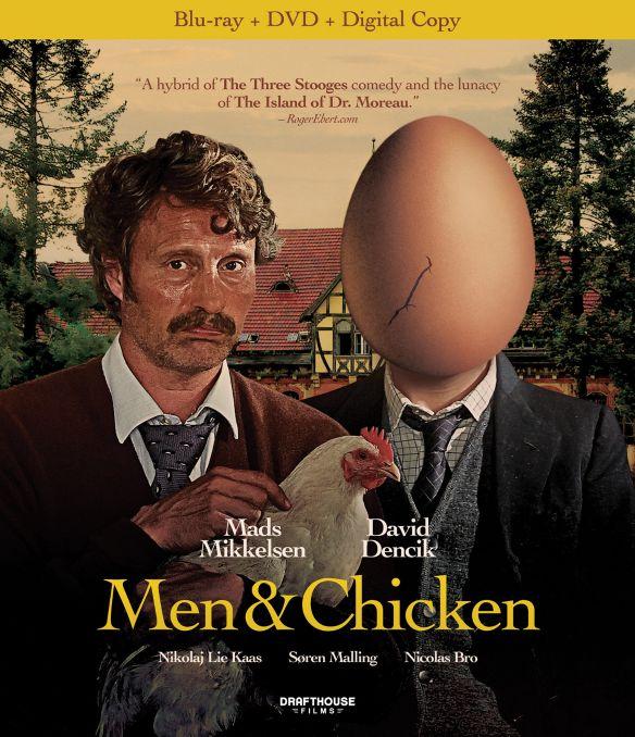 Men & Chicken [Blu-ray/DVD] [2 Discs] [2015] 32091573