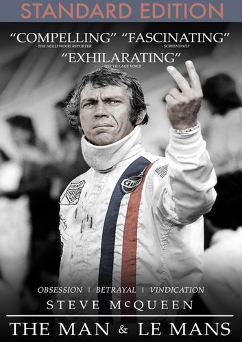 Steve McQueen: The Man & Le Mans [DVD] [2015] 32091673