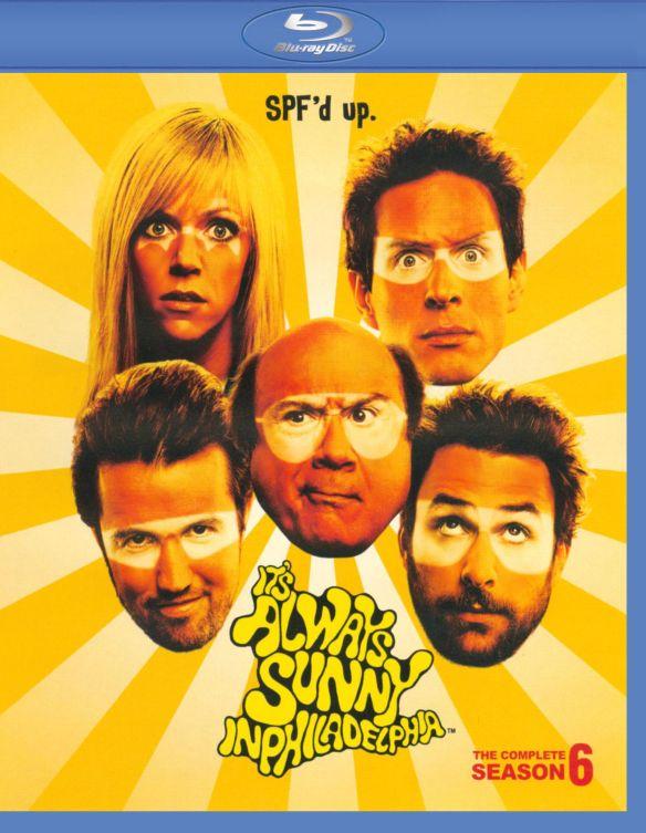 It's Always Sunny in Philadelphia: The Complete Season 6 [2 Discs] [Blu-ray] 3209198