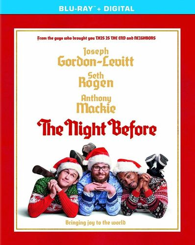 The Night Before [Includes Digital Copy] [UltraViolet] [Blu-ray] [2015] 32096329