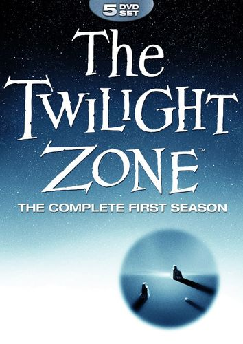 The Twilight Zone: The Complete First Season [5 Discs] [DVD] 32097406