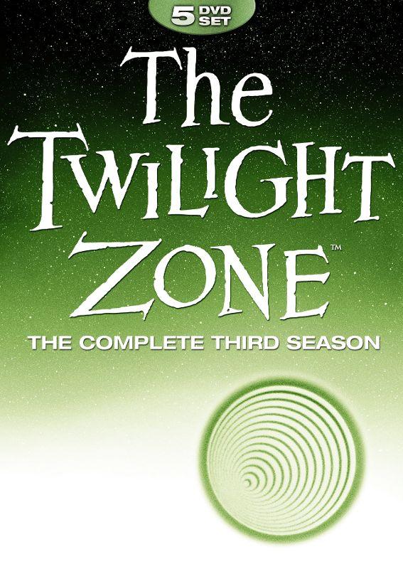 The Twilight Zone: The Complete Third Season [5 Discs] [DVD] 32097415