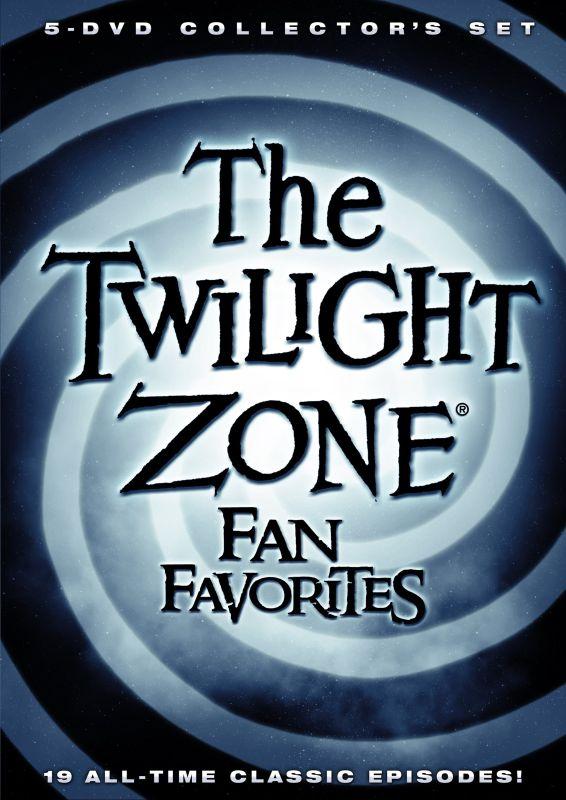 The Twilight Zone: Fan Favorites [5 Discs] [DVD] 32097568