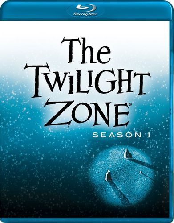 The Twilight Zone: Season 1 [Blu-ray] [5 Discs] 32097613