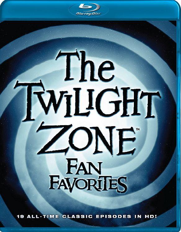 The Twilight Zone: Fan Favorites [Blu-ray] [2 Discs] 32097622