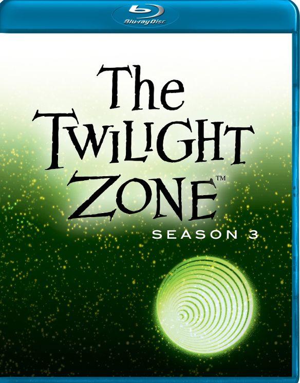 The Twilight Zone: Season 3 [Blu-ray] [5 Discs] 32097659