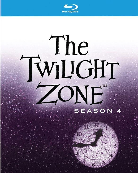 The Twilight Zone: Season 4 [Blu-ray] [5 Discs] 32097668