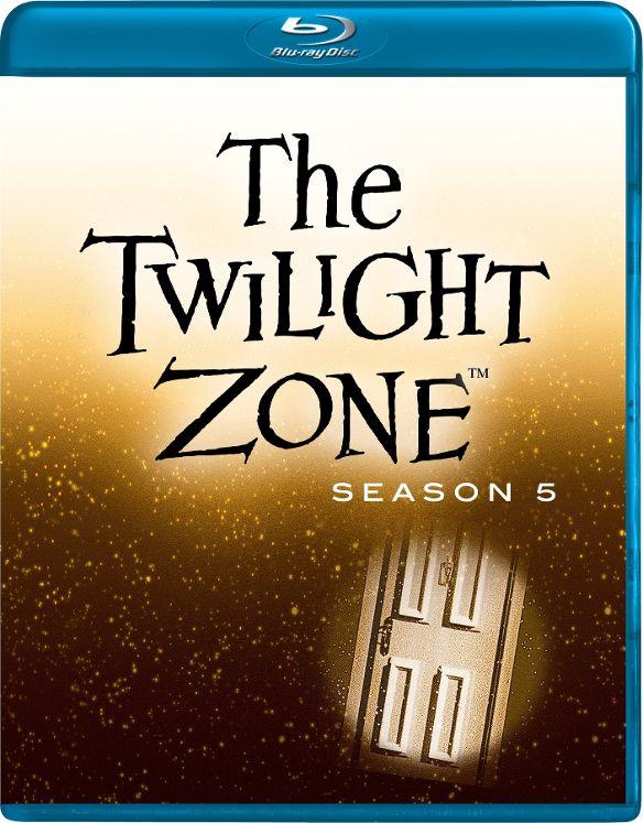 The Twilight Zone: Season 5 [Blu-ray] [5 Discs] 32097677