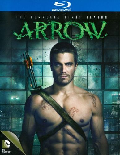 Arrow: The Complete First Season [4 Discs] [Blu-ray] 3210134