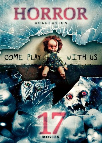 Horror Collection: 17 Movies - Come Play with Us [4 Discs] [DVD] 32109178