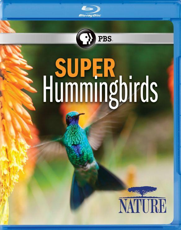 Nature: Super Hummingbirds [Blu-ray] [2016] 32115201