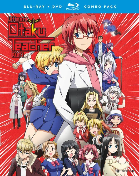 Ultimate Otaku Teacher: Season One - Part One [Blu-ray] 32116237