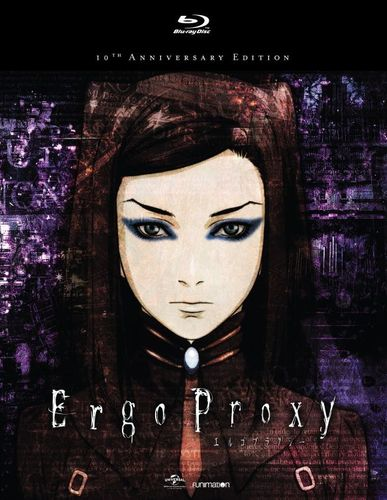 Ergo Proxy: The Complete Series [Blu-ray] [3 Discs] 32117209