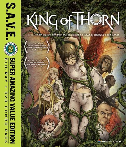King of Thorn [S.A.V.E.[ [Blu-ray/DVD] [2 Discs] [2010] 32117218