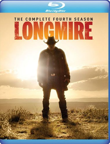 Longmire: The Complete Fourth Season [Blu-ray] [4 Discs] 32128354