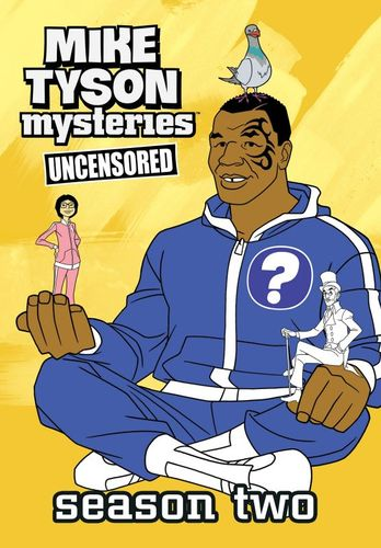 Mike Tyson Mysteries: The Complete Second Season [2 DIscs] [DVD] 32128414