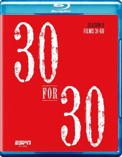 ESPN Films 30 for 30 Season II, Films 31-60 [Blu-ray] 32128585