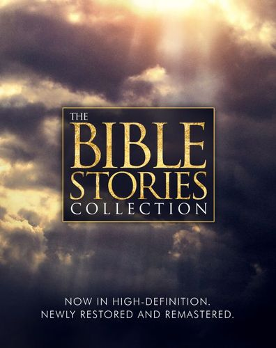 The Bible Stories Collection [Blu-ray] [12 Discs] 32128758