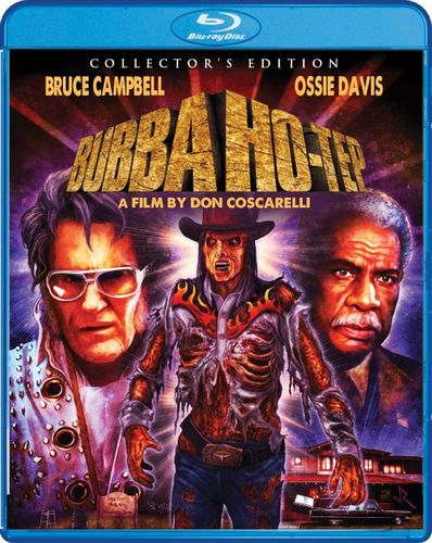 Bubba Ho-Tep [Collector's Edition] [Blu-ray] [2002] 32128803