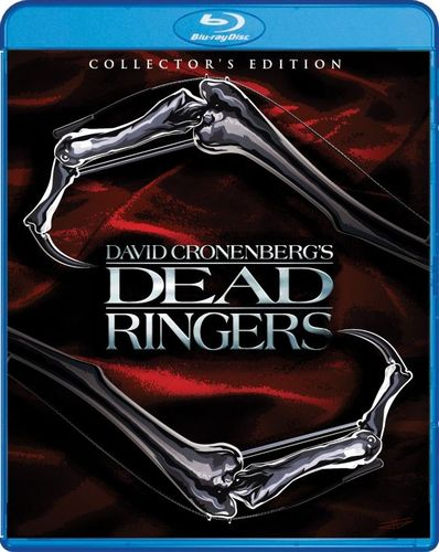 Dead Ringers [Collector's Edition] [Blu-ray] [2 Discs] [1988] 32128821